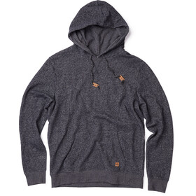 tentree Parksville P/O Sudadera Hombre, meteorite black marled